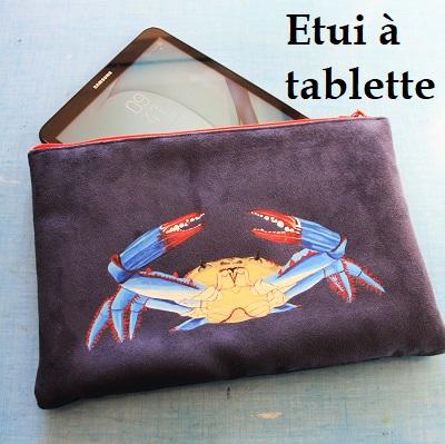 Accessoire Etui tablette La Kitsch Lorraine
