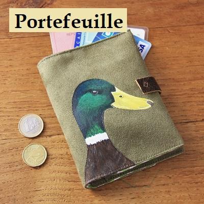 accessoire portefeuille