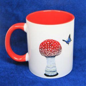 Mug champignon La Kitsch Lorraine