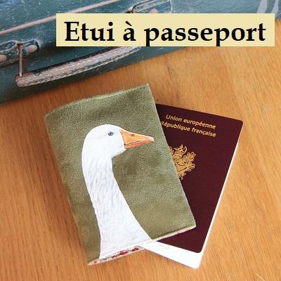 accessoire Etui a passeport