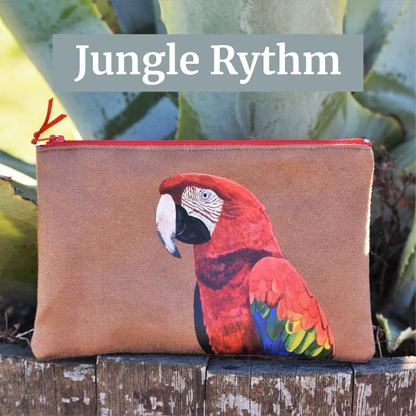 réalisations kitsch lorraine jungle rythm