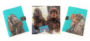 Plusieurs animaux peints kitsch lorraine